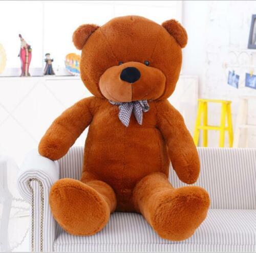 Giant Grande Ursinho De Pelúcia Brinquedo De Pelúcia Baby Soft Toys Bichinhos De Pelúcia Boneca Presente De Aniversário