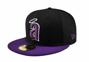 wholesale dealer 85514 dc539 Image is loading New-Era-59Fifty-Los-Angeles-Angels-Anaheim-Hat-