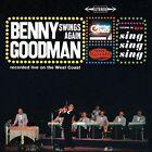Swings Again by Benny Goodman (CD, Oct-2013, American Jazz Classics)