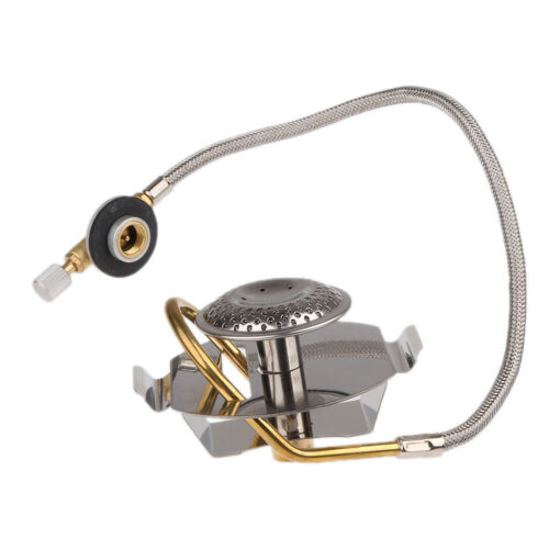 Stainless Steel Split Gas Stove Burner With Gas Preheating Device Low