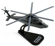 Modello ELICOTTERO 1:100 Usa MH-X SILENT HAWK DieCast ITALERI Boxed Helicopter