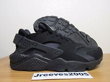 huge selection of d6dd6 044de DS Nike Air Huarache BLACKOUT Sz 10 100% Authentic Retro 318429 003
