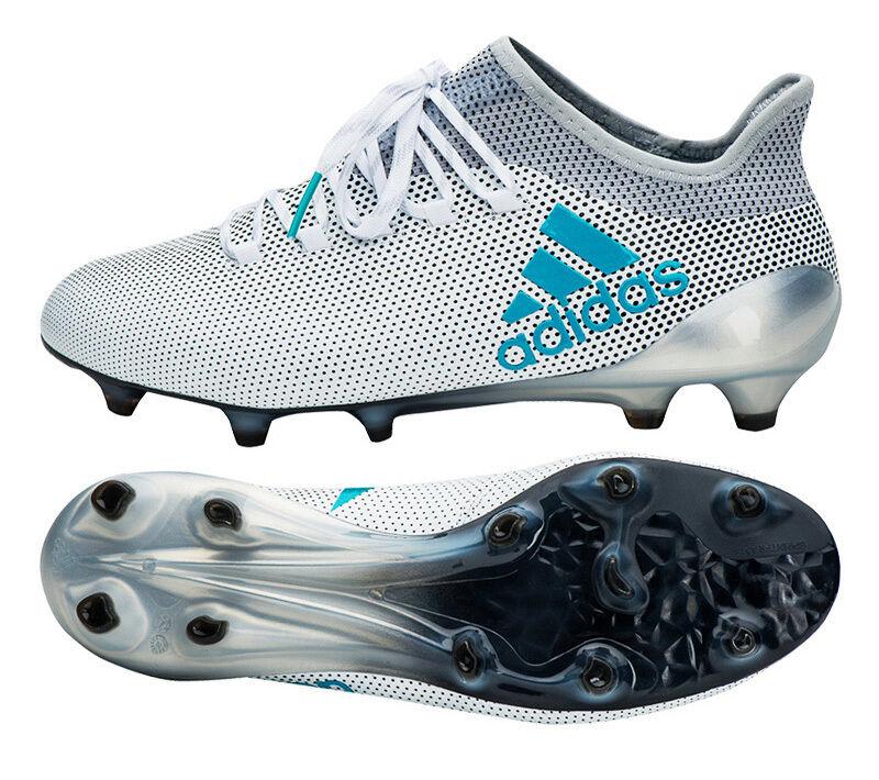 Adidas X 17.1 FG  S82285 Soccer Cleats Footbtutti sautope stivali