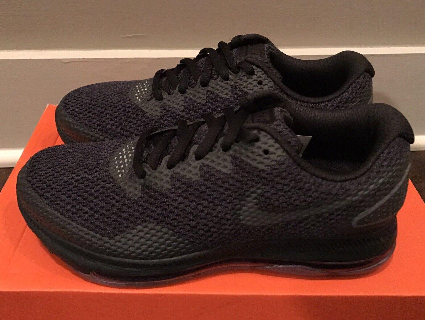 Nike Zoom todo bajo 2 aj0036-004 negro / gris gris gris oscuro antracita Mujer SZ 7 NIB New zapatos para hombres y mujeres, el limitado tiempo de descuento c11763