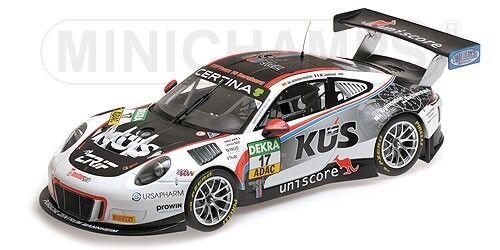 Porsche 911 Gt3 R Win.Ochersleben Adac Gt Masters 2017 MINICHAMPS 1 18 155176917