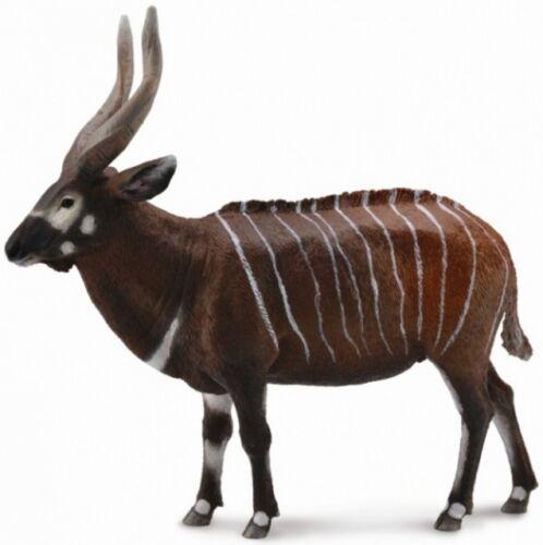 Collecta 88809 Bongo Antilope 12 cm Animaux Sauvages Nouveauté 2017