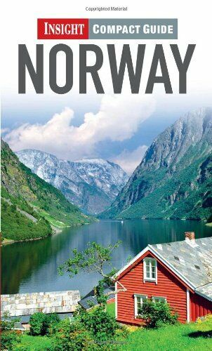 Insight Compact Guide: Norway (Insight Compact Guides) By Apa