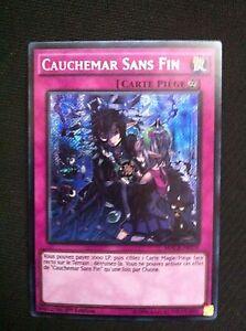 MACR-FR079 ♦Yu-Gi-Oh!♦ Cauchemar Sans Fin VF/Secret Rare