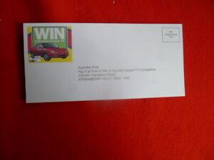 1998 Australia Post Hyundai Competition Postcard Ebay
