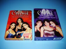 2X LOT DVD Charmed  The Complete First & SECOND Season DVD,1 2