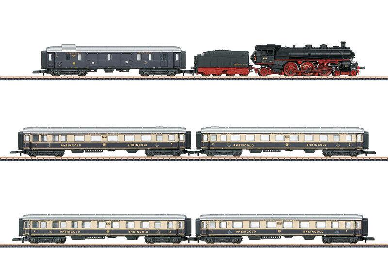 marklin Z 81332 Confezione Treni   90 Anni Anni Anni Rheinoro   Merce Nuova 56d727