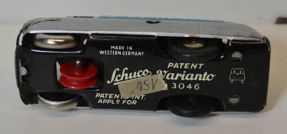 Schuco Brevet Varianto 3046 BV ARAL BUS Fabriqué en W. W. W. Allemagne (33)   Des Matériaux Supérieurs  be355b