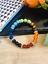miniature 7 - 7 Chakra Bracelet Gemstone Healing Natural Stones Tree of Life Crystal Jewellery