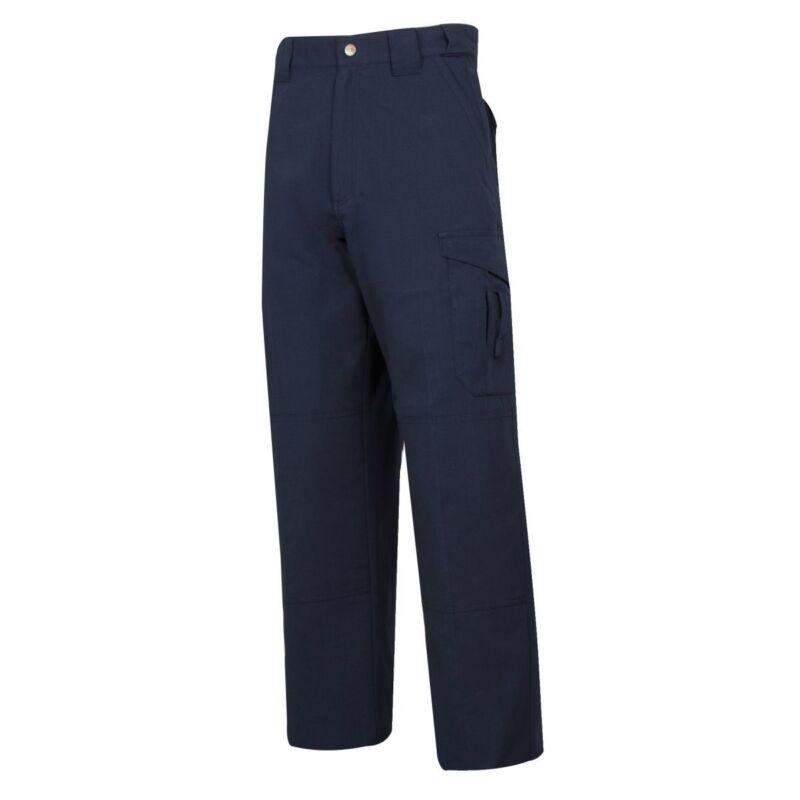 Ems Soccorritore Donna Poliestere E Cotone Ripstop Pantaloni Navy Unhem Tru-spec