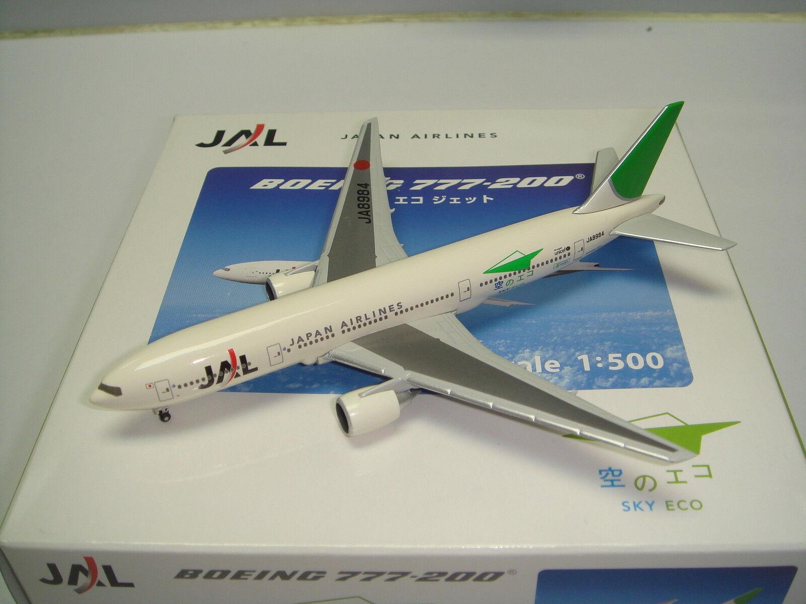mejor reputación Hogan Wings 500 B777-200 Jal Japan Airlines Airlines Airlines  Skyeco  NG 1 500  40% de descuento
