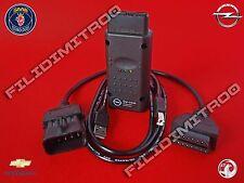 OPEL OP COM Vauxhall OBD2 Diagnostic Code Reader Scanner Tool OPCOM XP/W7/W8/W10