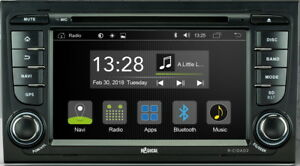 RADICAL-R-C10AD2-fur-AUDI-A4-B7-7-034-APP-Android-Auto-Radio-Touch-WiFi-DVD-USB-BT