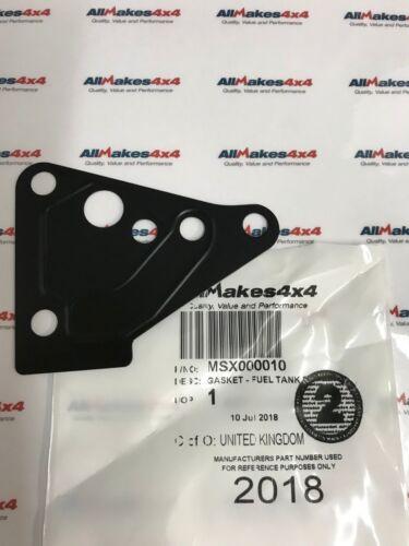 Allmakes OE Defender /& DISCO TD5 regolatore di pressione del carburante Blocco Guarnizione MSX000010
