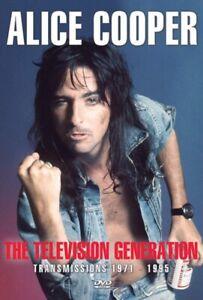 Alice-Cooper-The-Television-Generazione-Nuovo-DVD