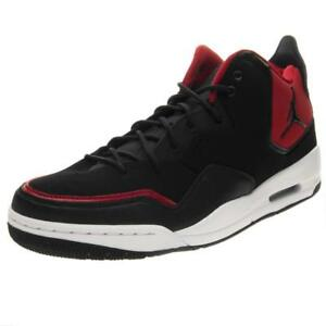 buy online bc12e d492e Image is loading Jordan-COURTSIDE-23-Mens-Black-Gym-Red-White-