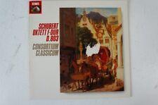 Schubert Oktett F Dur D 803 Consortium Classicum (LP15)
