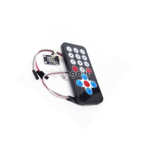2PCS VS1838 HX1838  TL1838 VS1838B IR Receiver Remote Control for Arduino TT