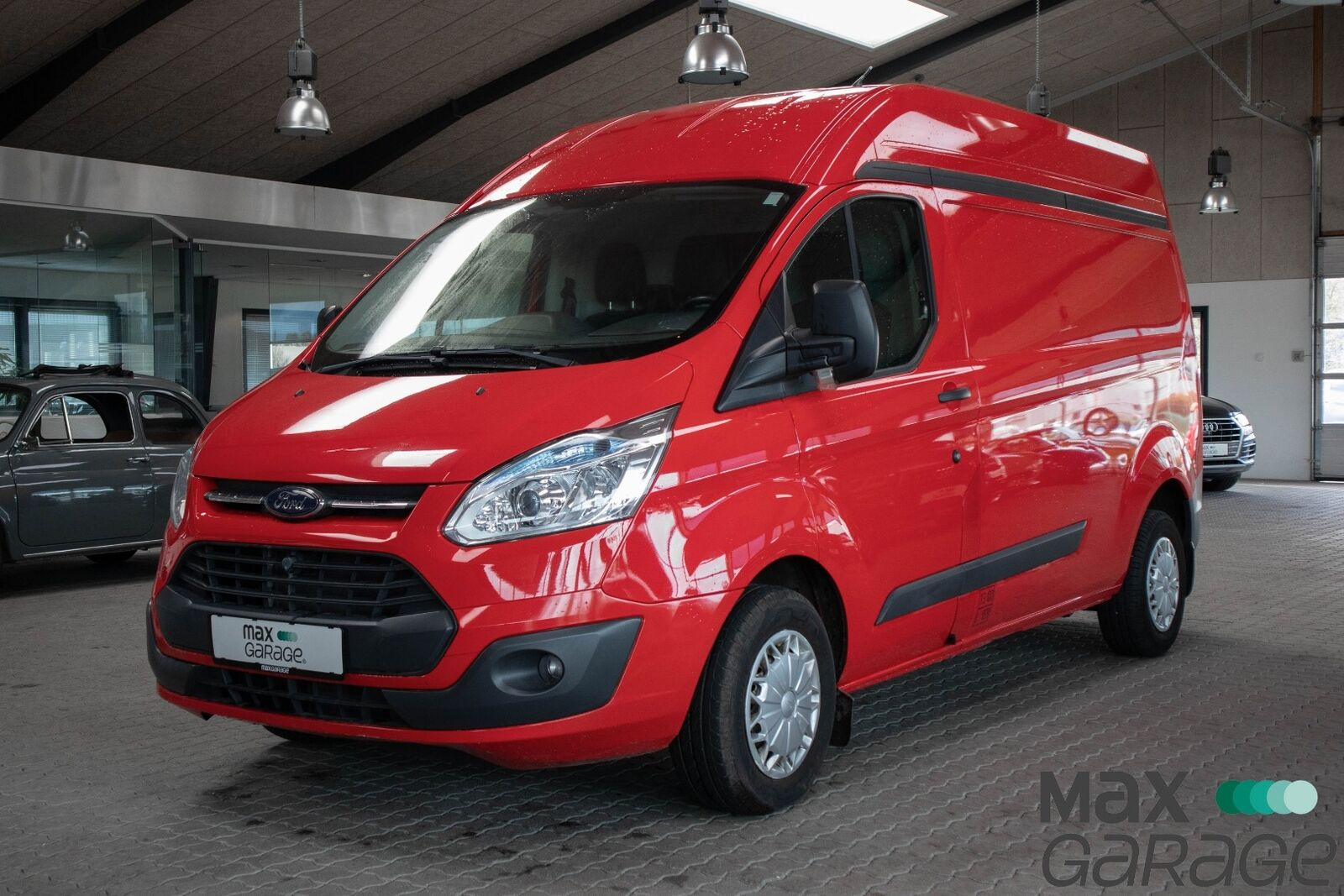 Ford Transit Custom 310L Leasing