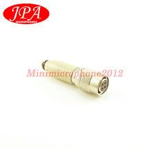 JPA C4AT-1 Microdot Adapter FOR DPA 4066 4063 4088 4099 Fits Audio Technica Mic