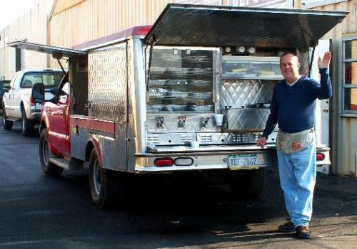 Lunch Truck For Sale >> Lunch Truck Food Wagon Sample Business Plan