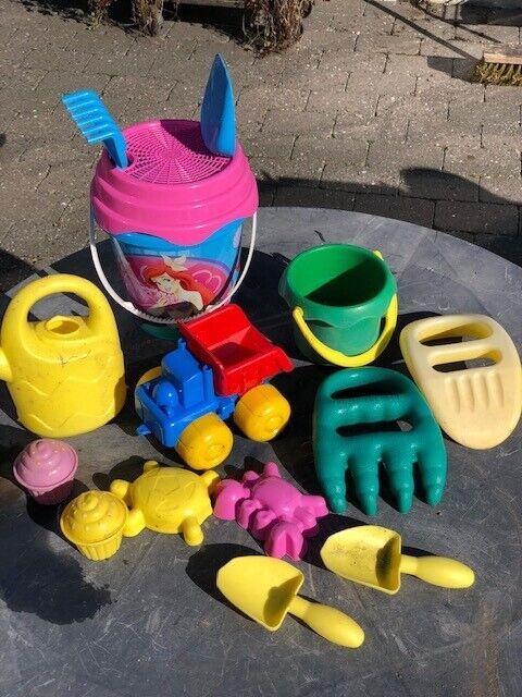 Sandkasse, Plast, flytbar
