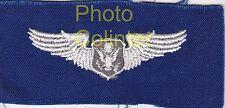 USAF - Brevet  Officer  Crew Member  - Ecusson brodé / Insigne tissus