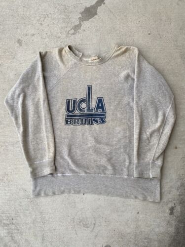 1950s Hanes Windshield UCLA Bruins Sweatshirt