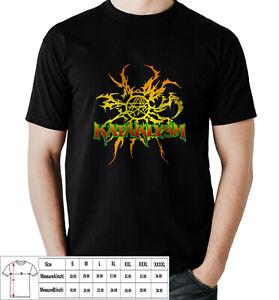Kataklysm-death-metal-band-Mens-T-shirt-USA-Size-S-M-L-XL-2XL-3XL-4XL