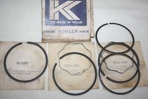 Kohler-Piston-Ring-Set-235889-4810801S-NOS-for-K301-K532