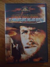 DVD * ET POUR QUELQUES DOLLARS DE PLUS * SERGIO LEONEClint Eastwood WESTERN