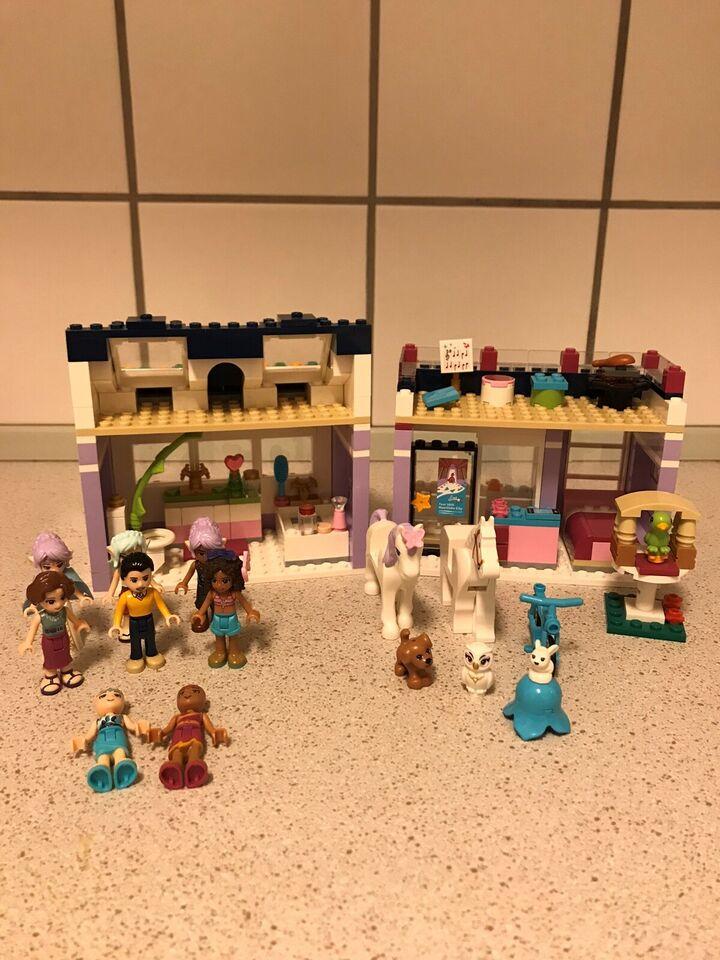 Lego Friends, Blandet