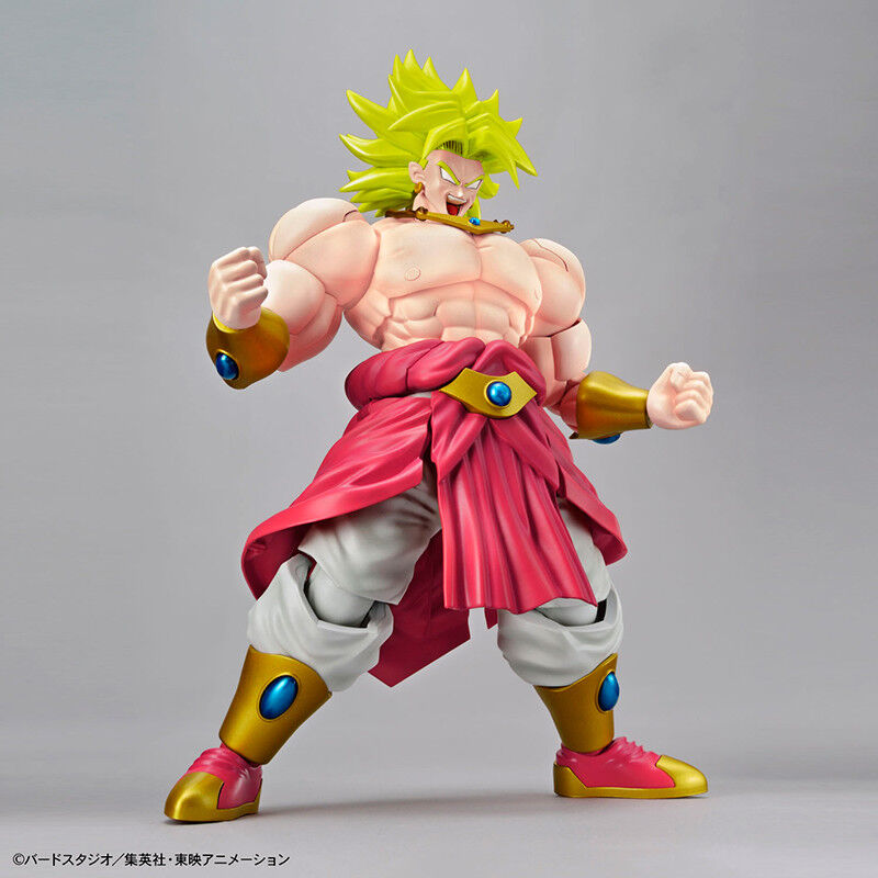 Dragon  Ball Z Figure Rise Legendary Super Saiyan Broly Model Kit (NO GUNPLA)  le plus préférentiel