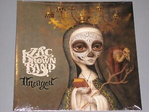 Zac Brown Band Uncaged Lp Gatefold New Sealed Ebay