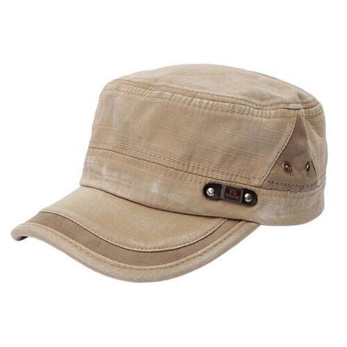 Summer Caps Baseball Men Women Adjustable Classic Army Plain Hat Vintage Boinas