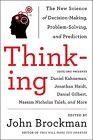 Thinking von John Brockman (2013, Taschenbuch)