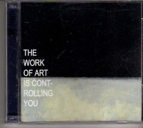 (CR677) The Work Of Art Is Controlling You - double DJ CD