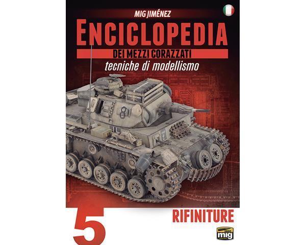 M. Jiménez  Enciclopedia of Crew Armored, Vol. 5  Finishes
