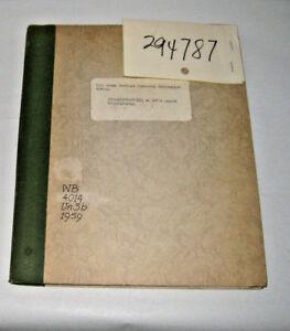 1959-Bio-Astronautics-Astia-Report-Bibliography-Armed-Services-Technical-Info-Ag