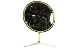 Tisch-Schmink-Spiegel-Vereinigte-Werkstaetten-Muenchen-Vintage-Mirror-50er-60er