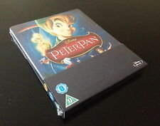 STEELBOOK BLU RAY PETER PAN NEUF // DISNEY // NEW AND SEALED // SOLD OUT