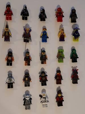 5 Lego Minifigure Figurine Personnage Ninja Ninjago Choose Minifig Au choix