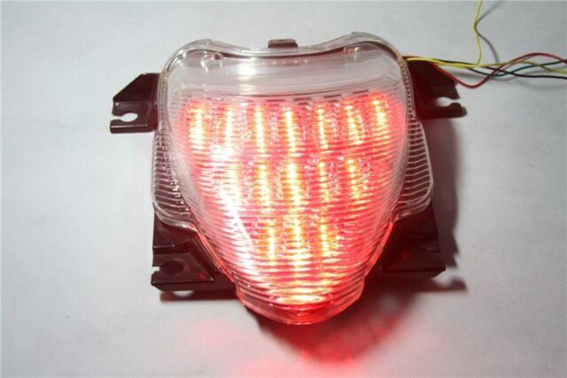 Clear LED Tail Light For 2006-2009 2008 Suzuki Boulevard M109R Smoke VZR1800