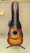 Ovation CC-045 Celebrity Standard 12-String Acoustic-Electric Guitar + Soft Case