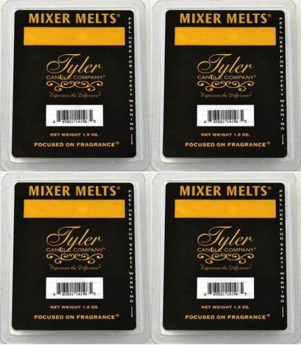 free shipping Tyler Candle Mixer Melts Set of 4 Dolce Vita