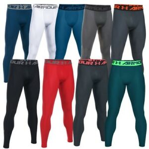 Under-Armour-HeatGear-2-0-compressione-Legging-uomo-pantaloni-1289577